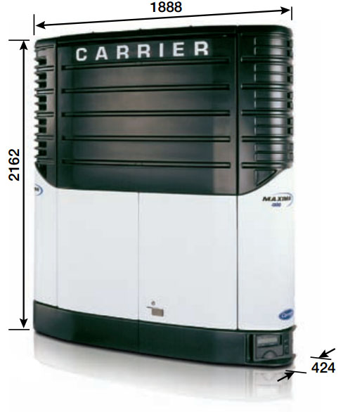 Carrier Maxima 1300 MT
